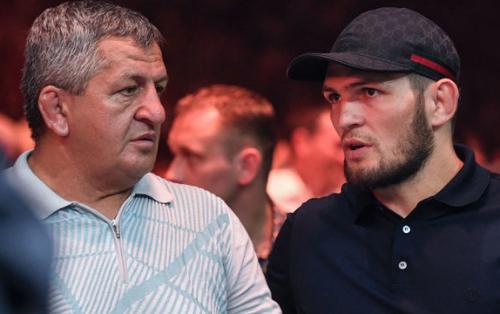 Russia's MMA Coach Abdulmanap Nurmagomedov passes away