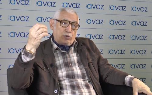 """""""İndi 4-5 nəfər geyi buraxıblar cəmiyyətə"""" - Şeyx Əbdül"""