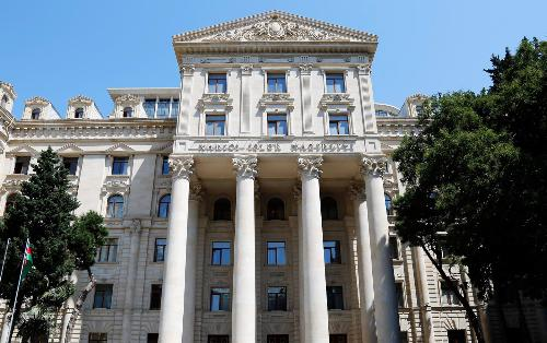 Azerbaijani Foreign Ministry: Name of editor-in-chief of Polish edition removed from black list