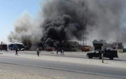 ABŞ-ın Bağdaddakı səfirliyinə yenidən raket atıldı – Yaralılar var