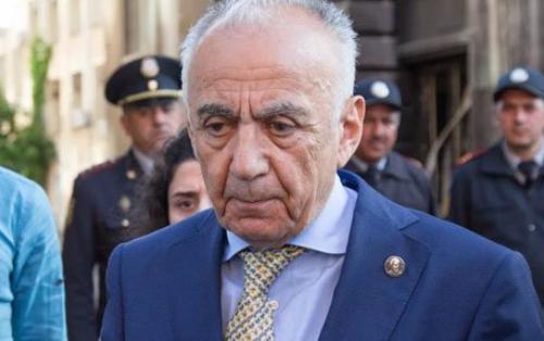 Hajibala Abutalibov dismissed from his post - ORDER