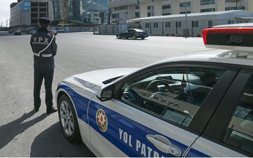 Yol polisi karantin dövründə sürücülərə daha çox cərimə yazıb - RƏSMİ