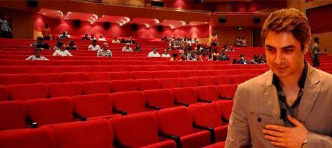 15 Temmuz'u anlatan 'Kurtlar Vadisi Vatan'a 'boş salon' şoku: Necati Şaşmaz salonu terk etti