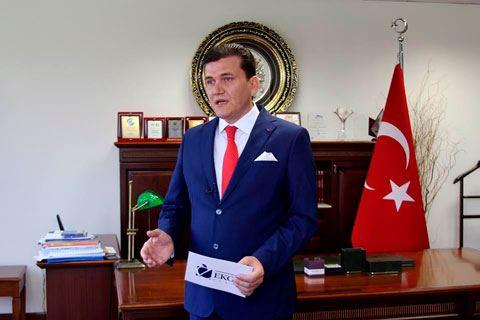 Zeki Arıtürk: Türkiye vatandaşlarının Azerbaycan Devletini yok sayarak, Dağlık Karabağ'a gitmesi utanç verici