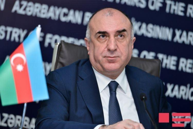 Elmar Məmmədyarov Ceyhun Bayramovdan danışdı - MÜSAHİBƏ
