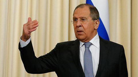 Rusiya xarici işlər naziri Sergey Lavrov atəşi dərhal dayandırmağa ÇAĞIRIB