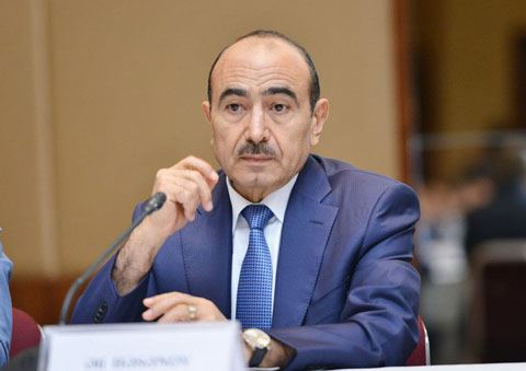 Али Гасанов намерен уехать в Абу-Даби - ФОТО