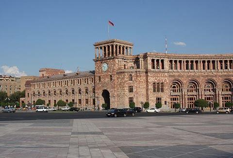 Глава спецслужб Армении подал в отставку