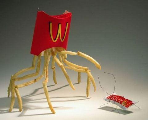 Известный повар выиграл суд против McDonald's, доказав, что ЭТО есть нельзя!