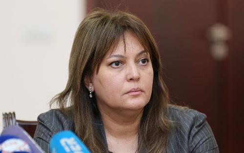 """Umayra Tağıyeva: """"Bakıya ilk qar yağacaq"""""""