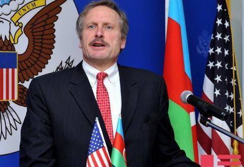 """""""США более 20 лет поддерживают развитие энергетического сектора Азербайджана"""""""