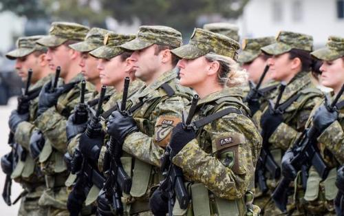Serbian army put on full combat alert over situation in Kosovo
