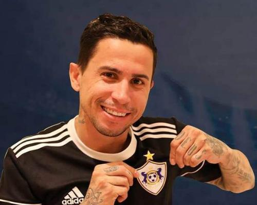 Reynaldo, footballer who returned Qarabag: I'm happy that I came to my home again