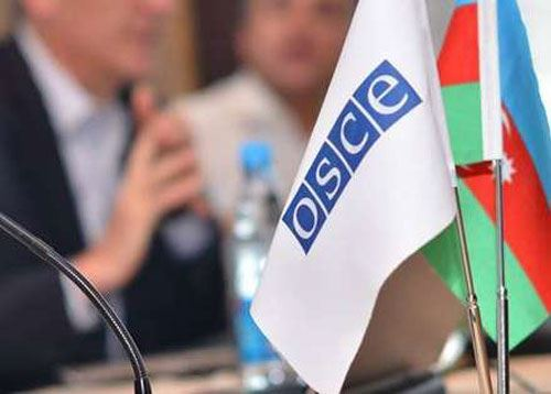 OSCE to hold next ceasefire monitoring on contact line of Azerbaijani and Armenian troops