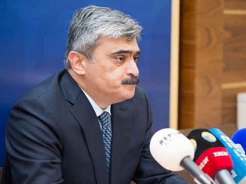 Samir Sharifov: Azerbaijan to participate in ADB as donor from 2020