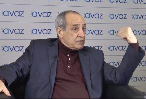 Rasim Balayev medalla təltif olundu