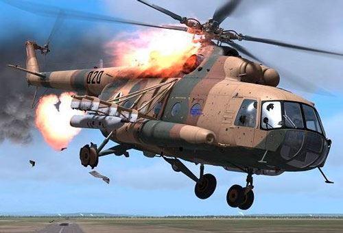 Bakıda helikopter qəzaya uğradı - Pilot yaralanıb