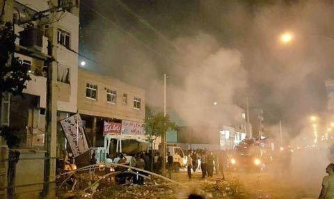 """""""Reuters"""": İranda növbəti partlayış baş verdi"""