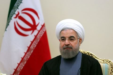 Iranian President arrives in Azerbaijan