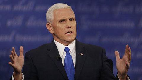 """ABŞ-ın vitse-prezidenti: """"Amerika xalqı İran xalqının yanındadır"""""""