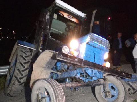 Neftçalada qadın traktorun altında qalaraq öldü