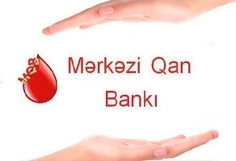 Mərkəz: Qan Bankında kifayət qədər qan ehtiyatı var