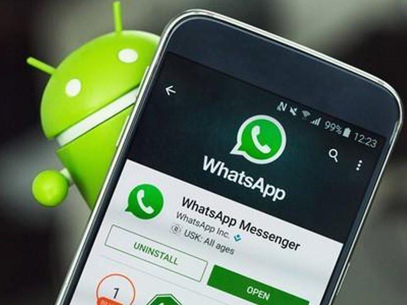 """""""WhatsApp"""" messencerinin yüklənmə sayı 5 milyardı ötüb"""