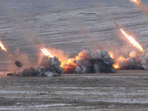 Ermənistan ordusunun 2 taboru darmadağın edilib - RƏSMİ