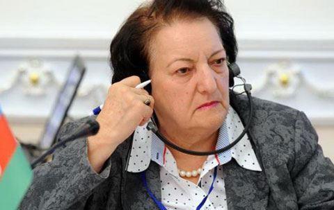Эльмира Сулейманова нашла новую работу