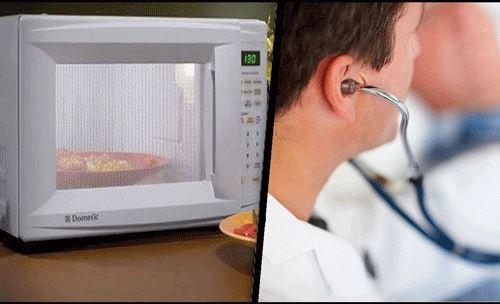 Mikrodalğalı sobada yemək isitmək xərçəngə səbəb olur? - AÇIQLAMA