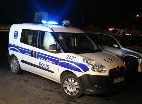 Погоня в Баку: автохулиган арестован - ВИДЕО