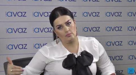 Elza Seyidcahan deputatlığa namizəd oldu