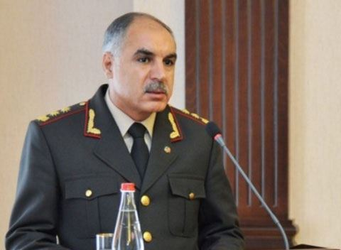 """General-leytenant: """"Birinci yarımildə fərarilik qeydə alınmayıb"""""""