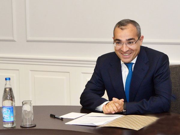 Mikayil Jabbarov appointed Minister of Economy
