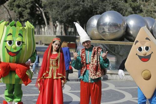 В Азербайджане отменили детские праздники по случаю Новруз