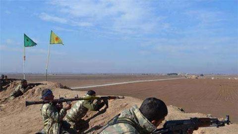 Suriye ordusu Türkiye sınırı boyunca 15 gözlem noktası kuracak