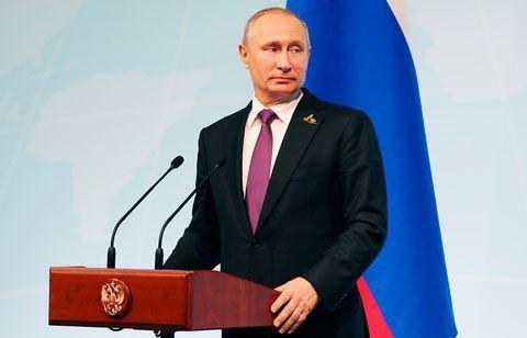Putin'den ABD'ye uyarı
