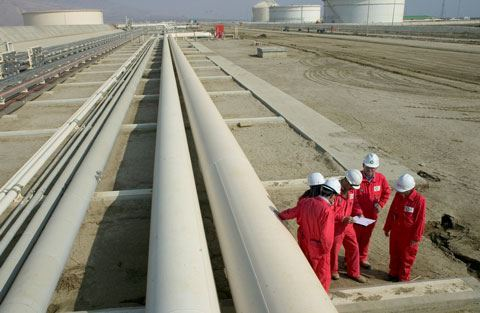 "More than 537 mln. tons of oil produced in ACG and ""Shahdeniz"""