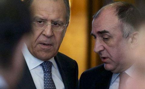 Azərbaycan XİN Sergey Lavrova cavab verib