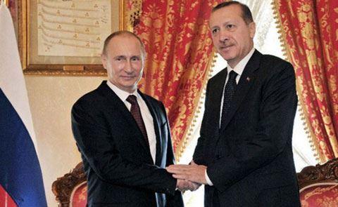 """Ərdoğan Putinlə telefonda danışdı: """"Milli təhlükəsizliyimiz üçün təhdidə çevrilib"""""""