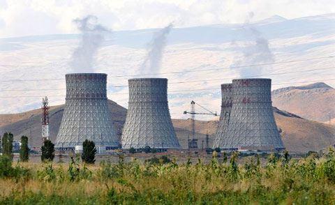 """Ermənistanın yarısını elektrik enerjisilə təmin edən """"Metsamor"""" AES fəaliyyətini dayandırır - SƏBƏB"""