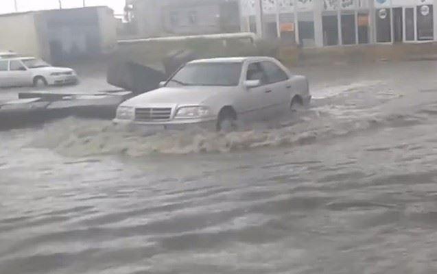 Bakıda ən çox yağış bu əraziyə yağıb - FAKTİKİ HAVA
