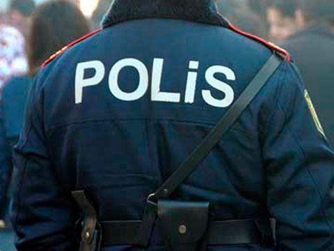Azərbaycanda polis intihar edib
