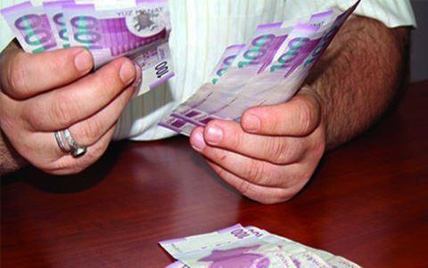 Azərbaycan Mərkəzi Bankının bu günə olan rəsmi valyuta məzənnələri