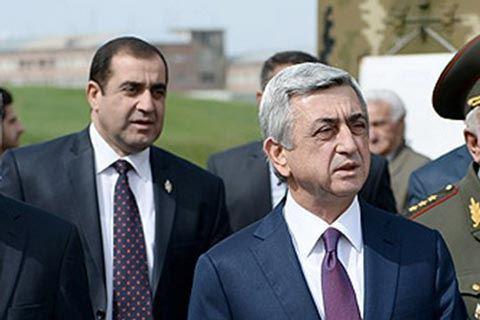 Ermənistanın Baş Prokurorluğu Sarkisyana qarşı ittihamı geri götürmədi