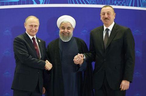 Что обсудит Ильхам Алиев с Путиным и Роухани? - ЭКСПЕРТНЫЕ ОЦЕНКИ