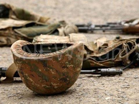 В Карабахе погиб армянский контрактник
