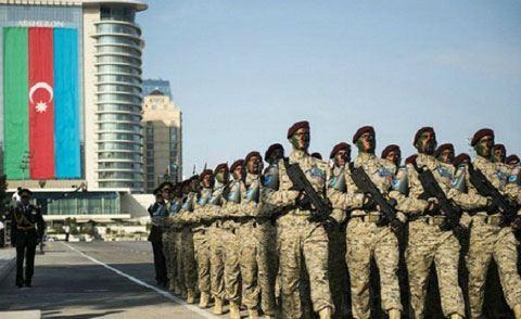 Azərbaycanda nazirin oğulları orduya yazıldı - FOTO
