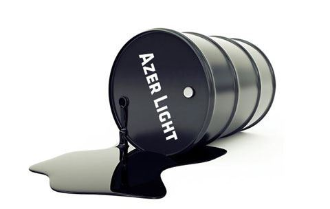 Price of Azeri Light oil increases