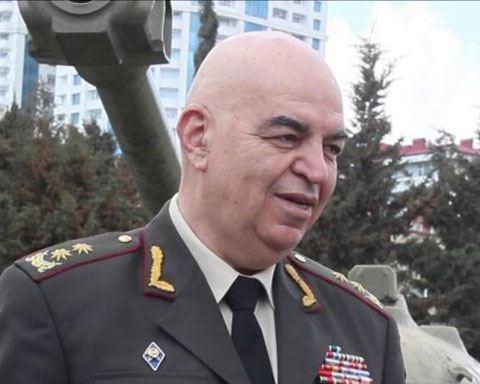 """Ehtiyatda olan general: """"Mediadakı fikirlərim təhrif edilib"""""""